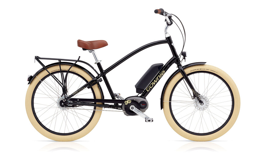Electra Townie Go! 8i Men's Ebony